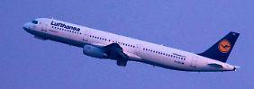 Am Boden ist die Sache klar, für Piloten und Flugbegleiter wird weiterverhandelt.
