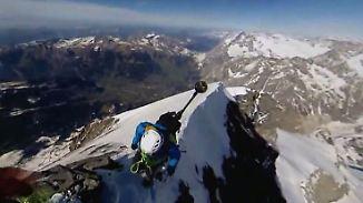 Spektakulärer Rundumblick: Neue Kameratechnik macht 360 Grad Panorama-Videos möglich
