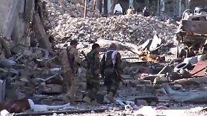 Rückeroberung durch Peschmerga: IS hinterlässt irakisches Sindschar in Trümmern
