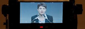 Petry im November auf dem Bundesparteitag der AfD in Hannover.
