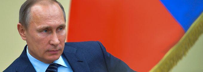 Streit mit der Türkei: Putin verhängt weitreichende Sanktionen