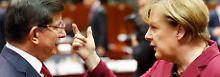 Video: Brüssel rollt Türkei den roten Teppich aus