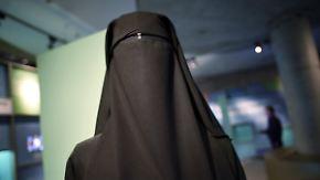 Auch für muslimische Touristinnen: CSU fordert ein Verbot von Burka und Niqab