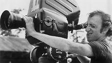 Woody Allen wird 80 - und dreht weiter und weiter Filme.