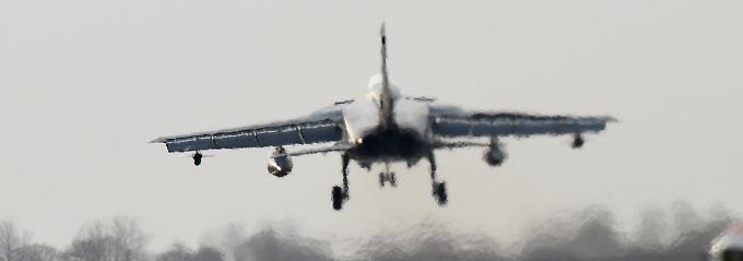 Deutsche Tornados gegen den IS: Merkels erster Krieg ist ein Fehler