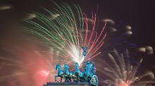 Silvester 2015: Meiden Sie zu Silvester Großveranstaltungen?