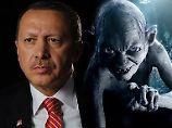 Türkischer Arzt steht vor Gericht: Erdogan durch Gollum-Vergleich beleidigt?