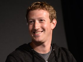 Hat gut reden: Mark Zuckerberg.