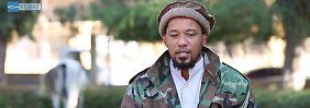 Totgeglaubter Extremist: IS veröffentlicht Cuspert-Video