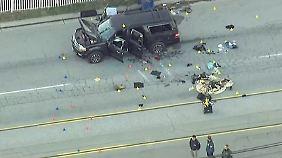 14 Menschen in Kalifornien getötet: Obama schließt terroristischen Anschlag nicht aus
