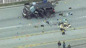 14 Menschen in Kalifornien getötet: Terroranschlag in San Bernadino