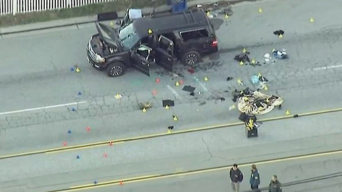Schießerei auf Mitarbeiterfest: 16 Menschen in Kalifornien getötet