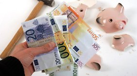 Schlechte Nachrichten: Das bedeutet die EZB-Geldpolitik für Sparer