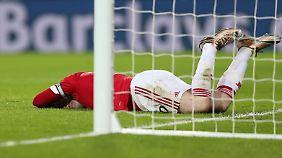 Wayne Rooney hat sich am Knie verletzt und fällt vorerst aus.
