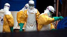 """""""Wie lange halten wir das durch?"""": Westafrika nach Ebola """"für immer markiert"""""""
