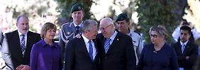 Bundespräsident zu Besuch in Israel: Gauck spricht vom Wunder der Freundschaft