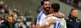 Knapper Sieg im Hessen-Derby: Darmstadt verschärft Eintracht-Krise