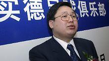 Politik-Skandal in China: Milliardär stirbt in Haft