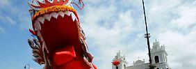 """""""Negative Überraschung"""" schockt: Außenhandel ist Chinas Sorgenkind"""