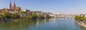 Millionen Teile täglich zum Atlantik: Rhein stark mit Plastikteilchen verschmutzt