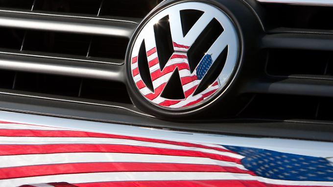 Von der US-Regierung kann VW kein Entgegenkommen erwarten.