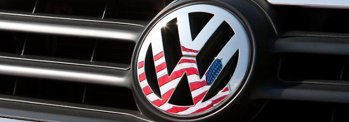 Klage und Nein zu Nachrüstungsplan: US-Regierung lässt VW auflaufen