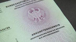 Zentrale Speicherung der Daten: Kabinett beschließt einheitlichen Flüchtlingsausweis