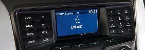 Fords Sync-System wird auch in Deutschland angeboten ist in den USA aber schon weiter verbreitet