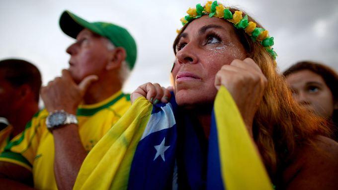 Um die brailianische Wirtschaft ist es derzeit nicht gut bestellt.