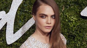 «The Future is Female» meint Cara Delevingne. Foto:Will Oliver