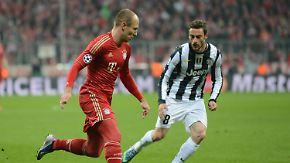 Auslosung des CL-Achtelfinales: Bayern trifft auf Juve, Wolfsburg muss gegen Gent ran