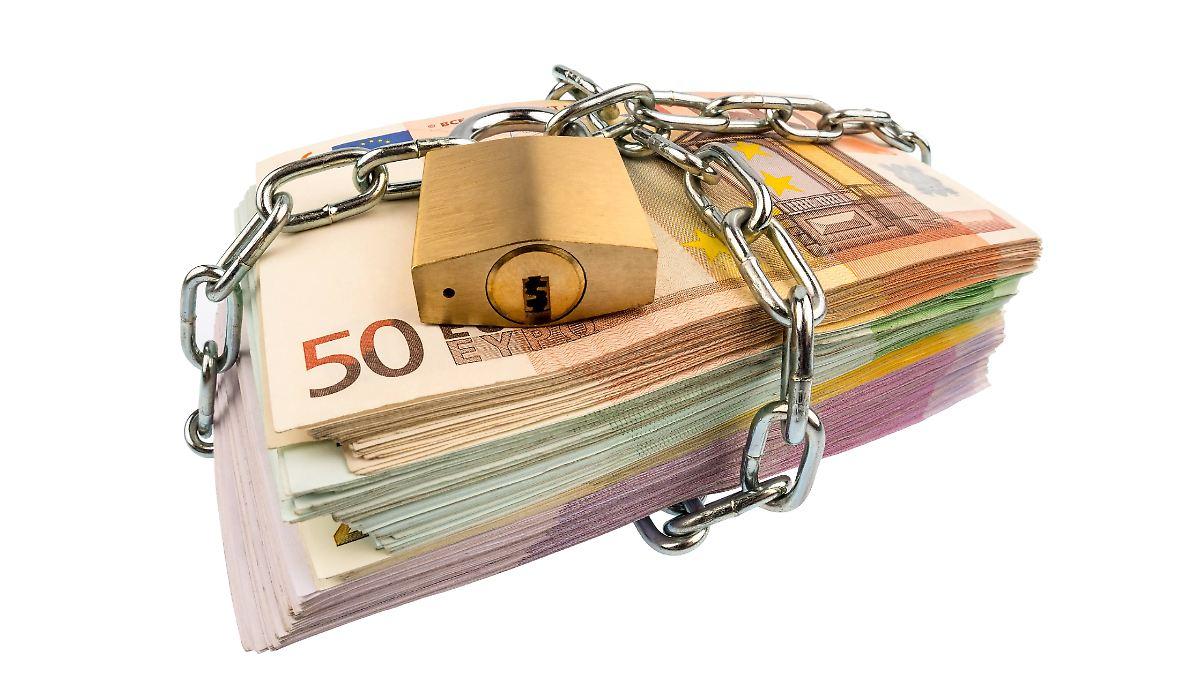 wann wird geld auf konto gutgeschrieben