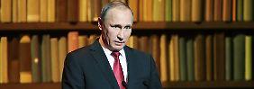 Putin unterschreibt Gesetz: Moskau hebelt internationale Gerichte aus