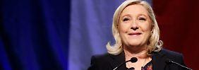 Islamkritische Aussagen: Le Pen von Hassvorwürfen freigesprochen