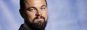 Von Hai bis Triebwerksschaden: DiCaprio entrinnt dem Tod