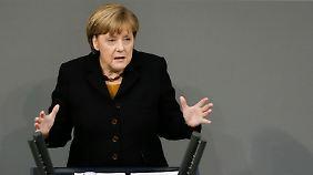 Warnung vor Nationalstaaterei: Merkel begrüßt Pläne für gemeinsamen EU-Grenzschutz