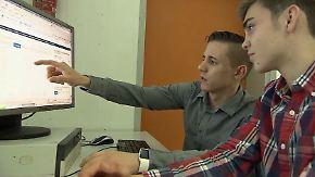 n-tv Ratgeber: Schüler erklären ihr Vorgehen im Planspiel Börse