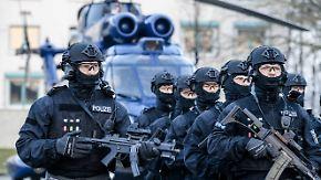 Verstärkung für GSG 9: De Maizière stellt neue Anti-Terror-Einheit BFE+ vor