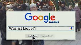 Begriffe, Personen, Fragen: Danach suchen die Deutschen bei Google