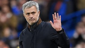 Englands prominenteste Trainer-Entlassung der laufenden Saison: Ex-Chelsea-Manager Mourinho