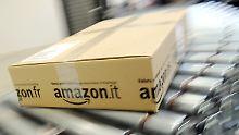 Amazon forciert sein eigenes Paketgeschäft.