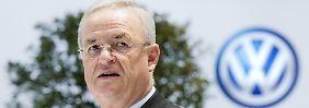 Der Abgasskandal hat Martin Winterkorn demontiert. Am 22. September 2015 dankte er bei VW ab.