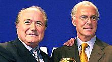 """Die WM 2006 und Jack Warner: Rauball nennt Vertrag """"Bestechungsversuch"""""""