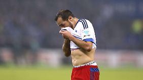 Marcelo Diaz hatte zuletzt angekündigt, den HSV verlassen zu wollen
