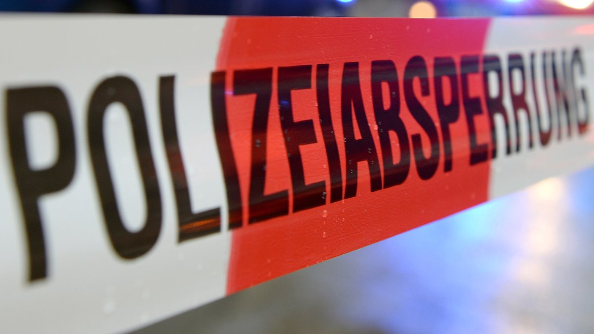 Mann ersticht Polizisten in Herborn
