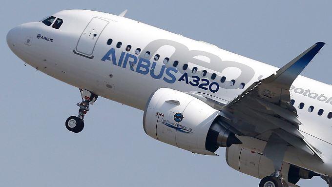 Der Vertrag mit Airbus soll am Mittwoch unterschrieben werden.