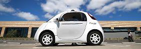 Kooperation von Ford und Google: Wird das selbstfahrende Auto ein Foogle?