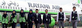 Klar umrissene Zielgruppe: Scharia-konforme Airline nimmt Betrieb auf