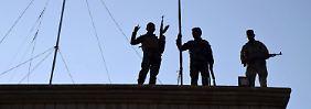 Metropole in Händen des IS: Irak plant Großangriff auf Mossul