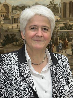 Friederike Fless ist Präsidentin des Deutschen Archäologischen Instituts.